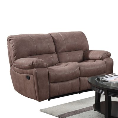 CST39162 28021544 CST39162 Wildon Home Banner Reclining Loveseat
