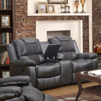 CST39168 28021550 CST39168 Wildon Home Felton Reclining Loveseat