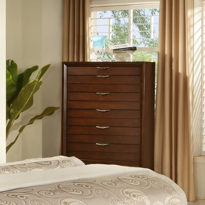 Lancaster 7 Drawer Chest