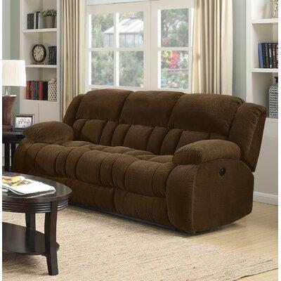 CST39613 28185123 CST39613 Wildon Home Weissman Motion Reclining Sofa Upholstery