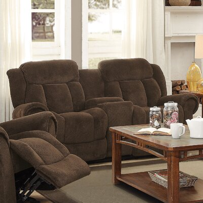 CST39621 28185141 CST39621 Wildon Home Motion Loveseat Upholstery
