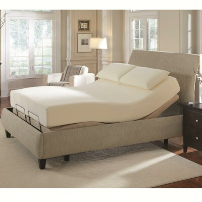 Full Electric Adjustable Bed Base Size: Eastern King