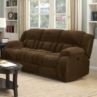 CST39631 28185168 CST39631 Wildon Home Weissman Power Reclining Sofa Upholstery