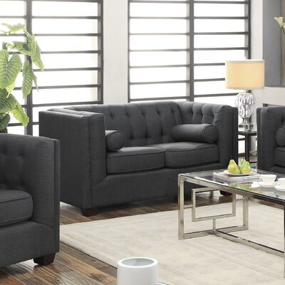 CST39703 28185249 CST39703 Wildon Home Cairns Modular Loveseat