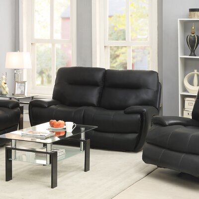 CST39710 28185256 CST39710 Wildon Home Sartell Motion Reclining Loveseat