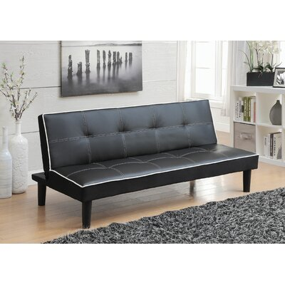 CST39787 28185333 CST39787 Wildon Home Sleeper Leather Sofa