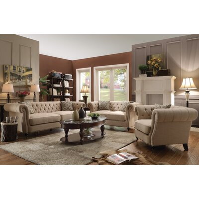 Wildon Home CST39940 Trivellato Living Room Collection