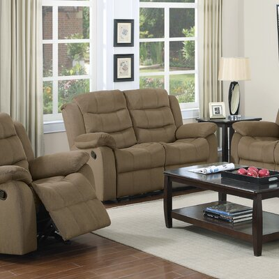 CST40012 28185596 CST40012 Wildon Home Motion Reclining Loveseat Upholstery