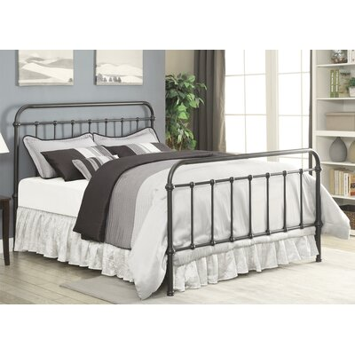 Livingston Panel Bed Size: Full