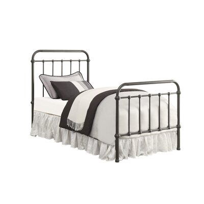Livingston Panel Bed Size: California King