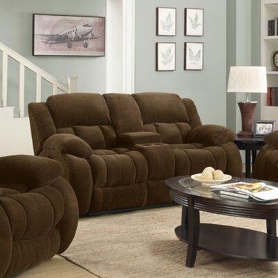 CST40086 28185755 CST40086 Wildon Home Weissman Motion Reclining Loveseat Upholstery