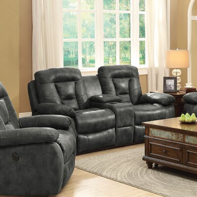 CST40101 28185801 CST40101 Wildon Home Motion Reclining Loveseat Upholstery