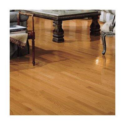 2-1/4 Solid Oak Hardwood Flooring in Butterscotch
