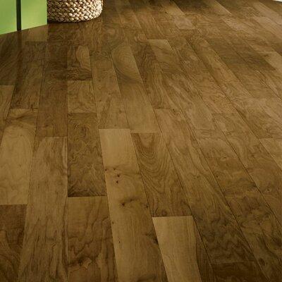 5 Engineered Walnut Hardwood Flooring in Natural