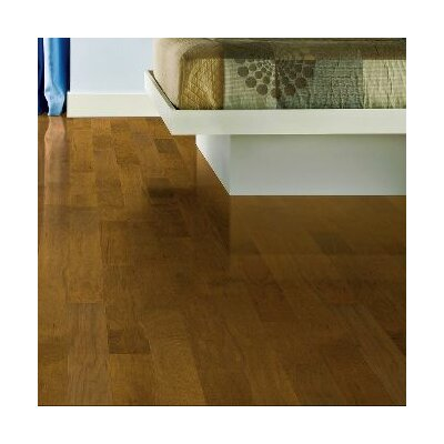 5 Engineered Walnut Hardwood Flooring in Warm Clay