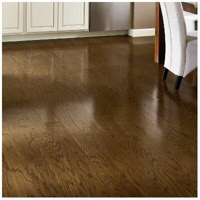 3 Engineered Oak Hardwood Flooring in Forest Brown