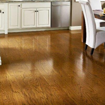 3 Engineered Oak Hardwood Flooring in Gunstock