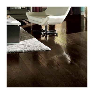 3 Engineered Oak Hardwood Flooring in Blackened Brown