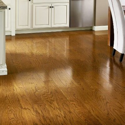 5 Engineered Oak Hardwood Flooring in Gunstock