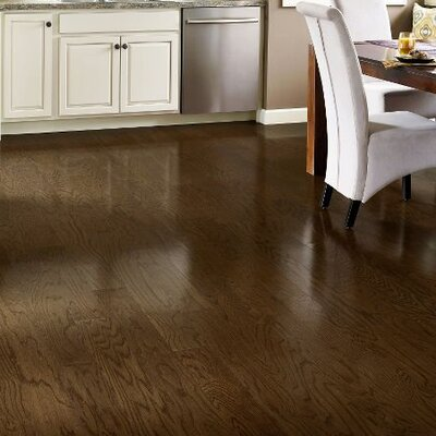 5 Engineered Oak Hardwood Flooring in Cocoa Bean