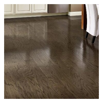 3 Engineered Oak Hardwood Flooring in Oceanside Gray