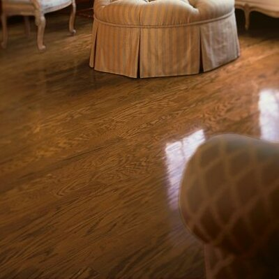 3 Engineered Oak Hardwood Flooring in Saddle