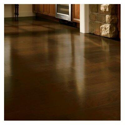 5 Engineered Walnut Hardwood Flooring in Earthy Shade