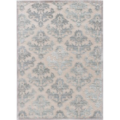 Chastitee Floral Cream Area Rug