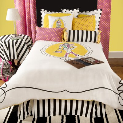 Dion  4 Piece Comforter Set Size: Twin