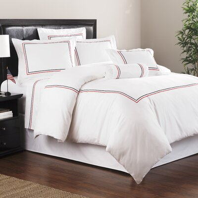 3 Piece Duvet Set Size: Full/Queen