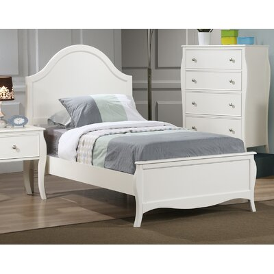 Chloe Panel Bed Size: Full