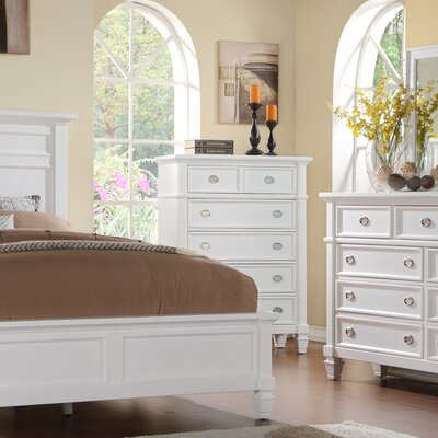 Dolce 6 Drawer Chest