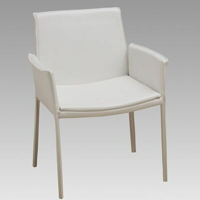 Armchair Color: White