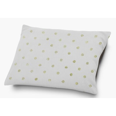 Victoire Pet Pillow with Super Plush Poly Top Color: Green