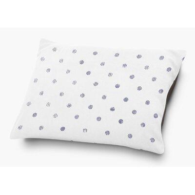 Victoire Pet Pillow with Super Plush Poly Top Color: Purple