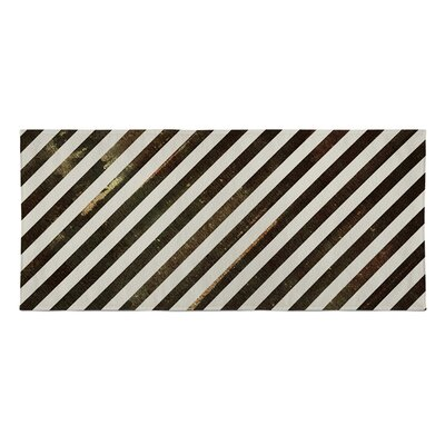 Mellina Beach Towel Color: Brown