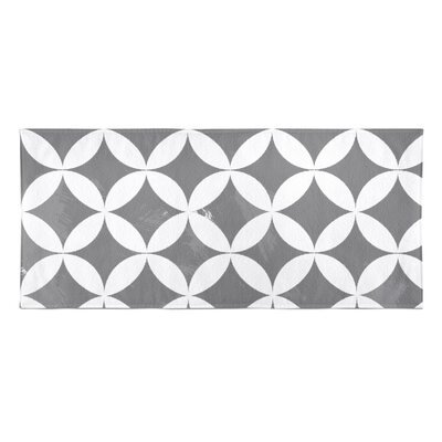 Persephone Beach Towel Color: Gray