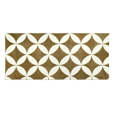 Persephone Beach Towel Color: Mustard