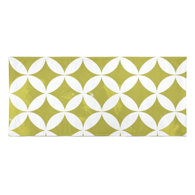 Persephone Beach Towel Color: Yellow