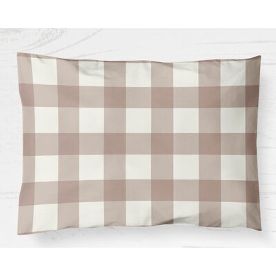 Wysocki Pillow Case Size: 20 H x 40 W, Color: Pink