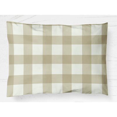 Wysocki Pillow Case Size: 20 H x 40 W, Color: Yellow