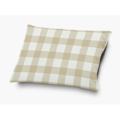 Ophelie Pet Pillow with Super Plush Poly Top Color: Yellow