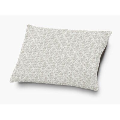 Diana Pet Pillow with Super Plush Poly Top Color: Gray