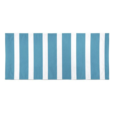 Saybrook Beach Towel Color: Blue