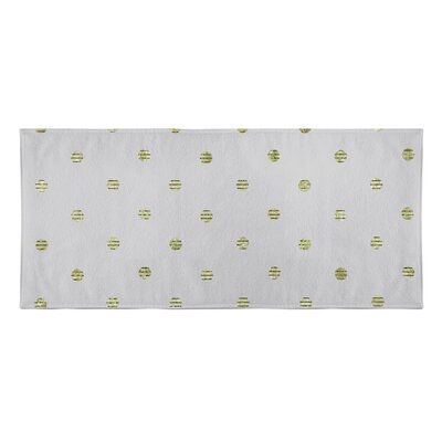 Victoire Beach Towel Color: Green