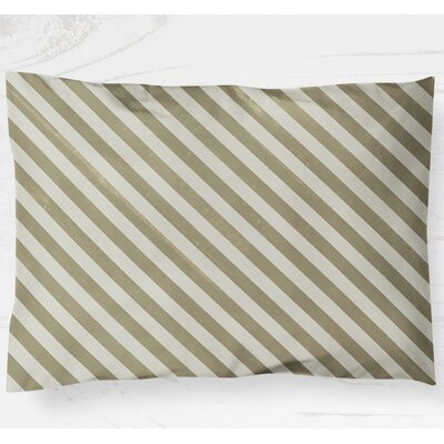Mellina Pillow Case Size: 20 H x 30 W, Color: Yellow