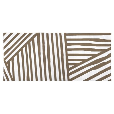Beach Towel Color: Brown