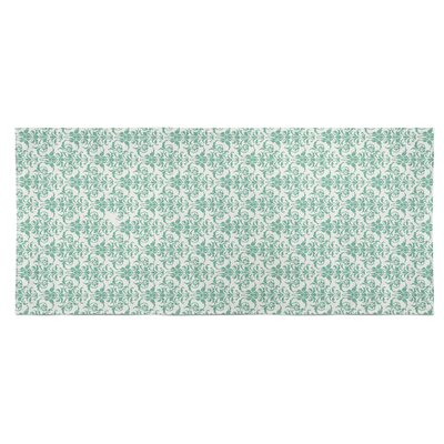 Diana Beach Towel Color: Green