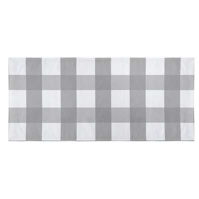 Ophelie Beach Towel Color: Gray