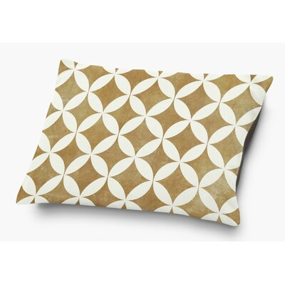 Persephone Pet Pillow with Super Plush Poly Top Color: Mustard